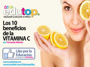 los-10-beneficios-de-la-vitamina-c